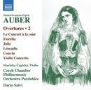 Details zu Daniel-Francois-Esprit Auber: Overtures 2: Marketa Cepicka, Czeck Chamber Philharmonic Pardubice, Dario Salvi
