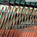 J.S.Bach: Cello Suites for Solo Piano: Eleonor Bindman, Klavier