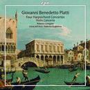 Platti: Harpsicord Concertos, Violin Concerto: Roberto Loreggian, L'Arte dell'Arco, Federico Guglielmo
