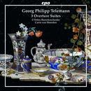 Telemann: Overtures: L'Orfeo Barockorchester, Carin van Heerden