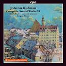 Johann Kuhnau: Complete Sacred Works VI: Opella Musica, Camerata Lipsiensis, Gregor Meyer