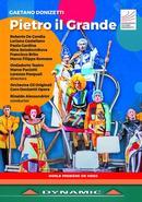 Details zu Donizetti: Pietro il Grande: Orchestra Gli Originali Coro Donizetti Opera, Rinaldo Alessandrini