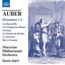Details zu Auber: Overtures 3: Moravian Philharmonic Orchestra, Dario Salvi
