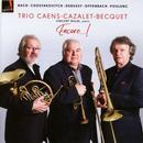 Details zu Trio Caens Cazalet Becquet: Werke von Bach, Debussy, Offenbach, Poulenc