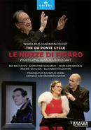 Details zu Le nozze di Figaro: Concentus Musicus Wien, Arnold Schoenberg Chor, Nikolaus Harnoncourt