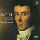 Details zu Wölfl, Joseph: Piano Sonatas
