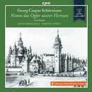 Georg Caspar Schürmann: Cantatas: Weser-Renaissance Bremen, Manfred Cordes