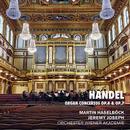 Details zu G.F.Händel: Organ Concertos op. 4 & op. 7: Martin Haselböck, Jeremy Joseph, Orchester Wiener Akademie