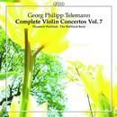 Telemann: Complete Violin Concertos Vol. 7: The Wallfisch Band, Elizabeth Wallfisch