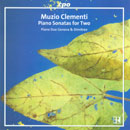 Clementi, Muzio: Piano Sonatas for Two