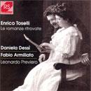 Toselli, Enrico: Le romanze ritrovate