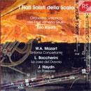 Mozart, Wolfgang Amadeus: Sinfonia Concertante