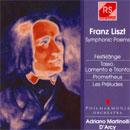 Liszt, Franz: Symphonic Poems