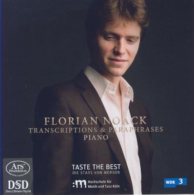 Details zu Noack, Florian: Transcriptions & Paraphrases for Piano