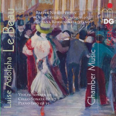 Details zu Beau, Luise Adolpha le: Kammermusik