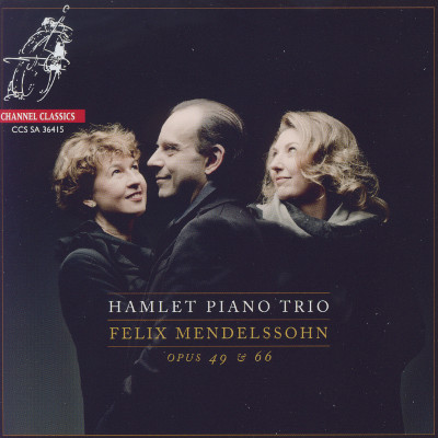 Details zu Mendelssohn, Felix: Klaviertrio Nr. 1 & 2