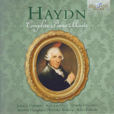 Details zu Haydn, Joseph: Sämtliche Klavierwerke