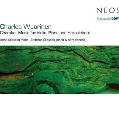 Details zu Wuorinen, Charles: Kammermusik für Violine, Klavier und Cembalo