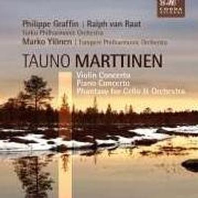 Details zu Marttinen, Tauno: Violin- und Klavierkonzerte