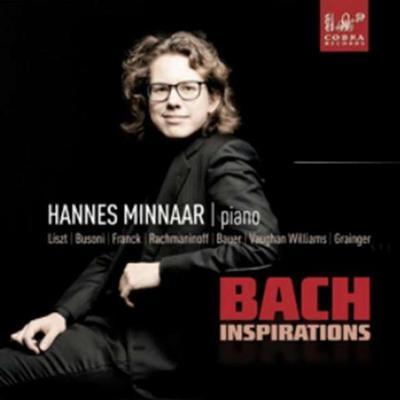 Details zu Bach Inspirations: Werke von Bach, Liszt, Franck, u.a.