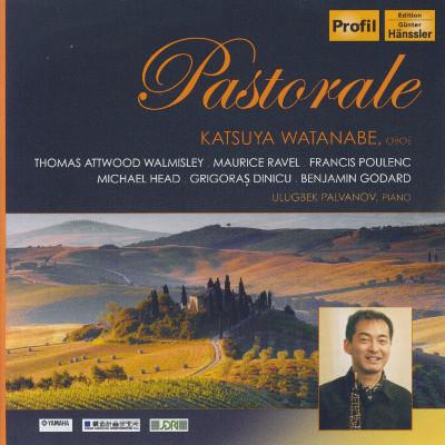 Details zu Pastorale: Werke von Walmisley, Ravel, Poulenc, u.a.