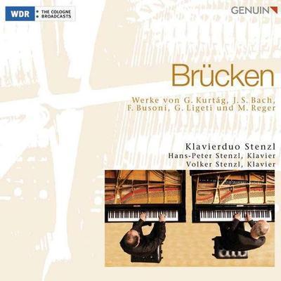 Details zu Brücken: Werke von Kurtag, Bach, Busoni, u.a.