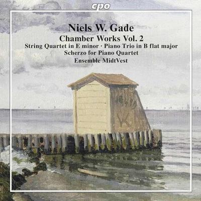 Details zu Gade, Niels W.: Kammermusikwerke Vol. 2