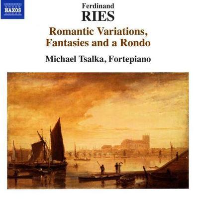 Details zu Ries, Ferdinand: Romantische Variationen & Fantasien