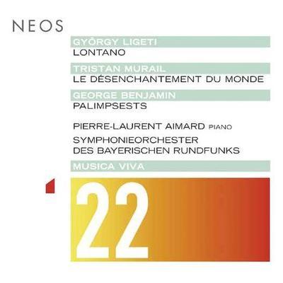 Details zu Musica Viva 22: Werke von Ligeti, Murail und Benjamin
