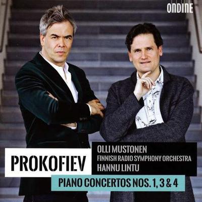 Details zu Prokofieff, Sergej: Klavierkonzerte Nr. 1, 3 & 4