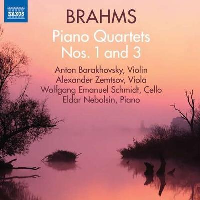 Details zu Brahms, Johannes: Klavierquartette Nr. 1 & 3