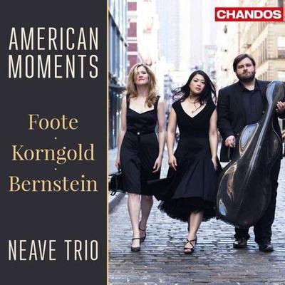 Details zu American Moments: Werke von Korngold, Bernstein und Foote