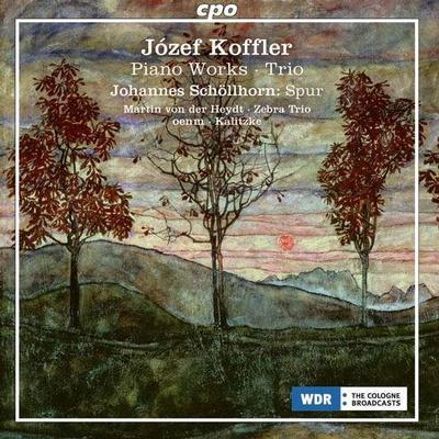 Details zu Josef Koffler: Klavierwerke