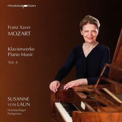 Details zu Mozart, Franz Xaver: Klaviermusik Vol. 4