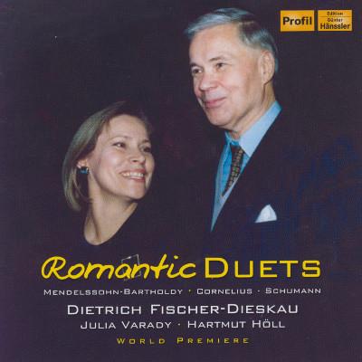 Details zu Romantische Duette: Lieder von Mendelssohn (Felix und Fanny), Cornelius und Schumann