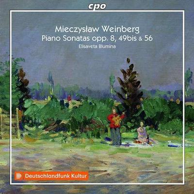 Details zu Weinberg, Mieczyslaw: Klaviersonaten Nr. 2 & 4, Klaviersonate op. 49bis