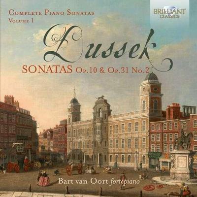 Details zu Dussek, Johann Ladislaus: Sämtliche Klaviersonaten Vol. 1