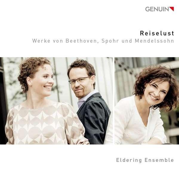 Details zu Reiselust: Werke von Beethoven, Spohr, Mendelssohn