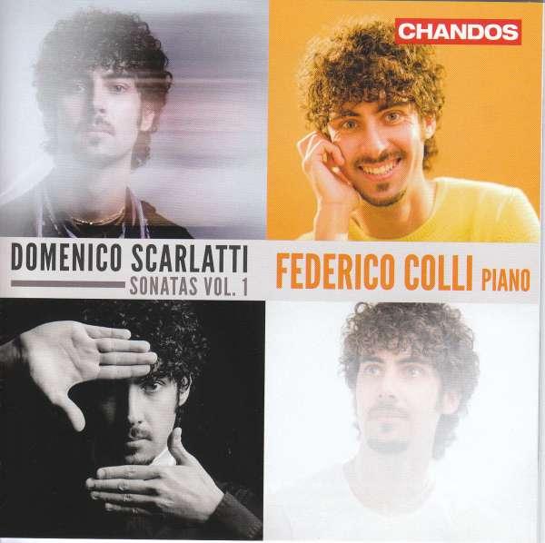 Details zu Scarlatti, Domenico: Die Sonaten Vol.1: Federico Colli, Klavier