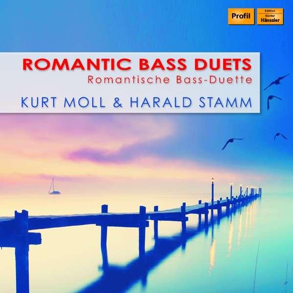 Details zu Romantic Bass Duets: Harald Stamm, Kurt Moll, Wilhelm von Grunelius