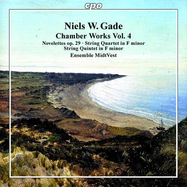 Details zu Gade, Niels W.: Chamber Works Vol.4: Ensemble MidtVest