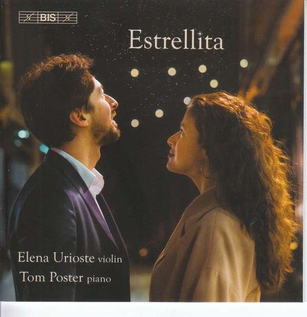 Details zu Estrellita: Elena Urioste, Tom Poster