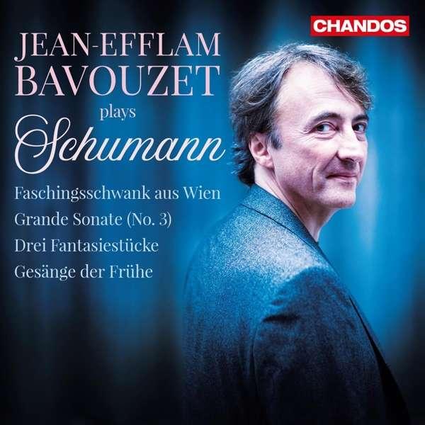 Details zu Schumann, Robert: Faschingsschwank, Grande Sonate, Gesänge der Frühe: Jean-Efflam Bavouzet, Klavier