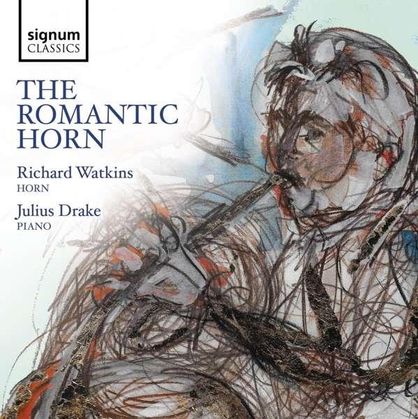 Details zu The Romantic Horn: Richard Watkins, Julius Drake