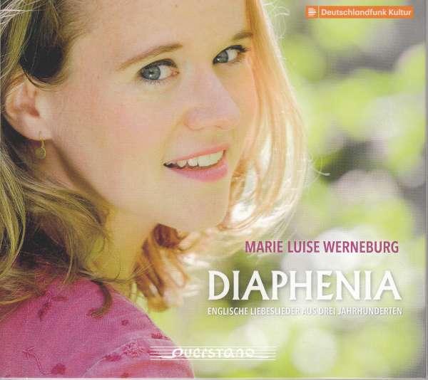 Details zu Diaphenia - Englische Liebeslieder aus drei Jahrhunderten: Marie Luise Werneburg