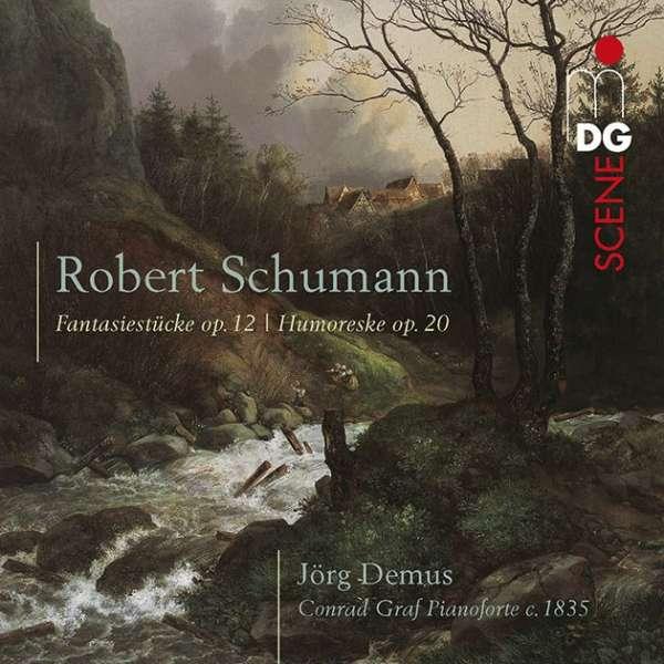 Details zu Schumann, Robert: Fantasiestücke, Humoreske: Jörg Demus, Klavier