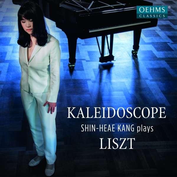 Details zu Kaleidoscope: Shin-Heae Kang, Klavier