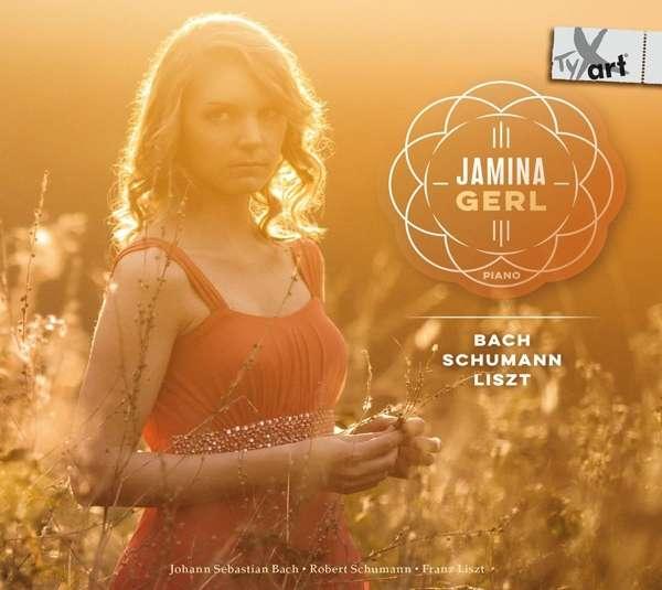 Details zu Bach, Schumann, Liszt: Jamina Gerl, Klavier
