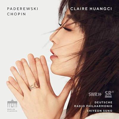 Details zu Werke von Paderewski und Chopin: Claire Huangci, Deutsche Radio Philharmonie, Shiyeon Sung