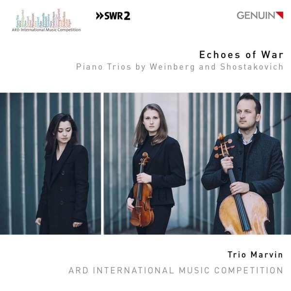 Details zu Echoes of War - Piano trios by Weinberg & Shostakovich: Trio Marvin
